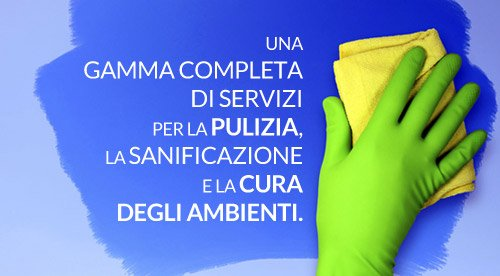 Impresa di pulizie Magica Servizi - Milano, Varese