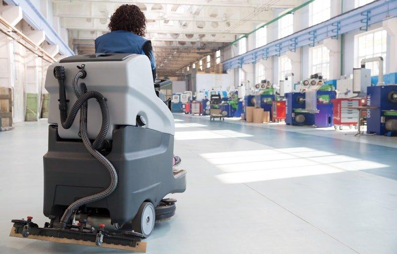 magica servizi pulizie industriali milano