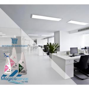 Gli interventi di pulizia e sanificazione si possono definire attività complesse che noi di Magica Servizi svolgiamo in maniera professionale rispettando le normative vigenti.