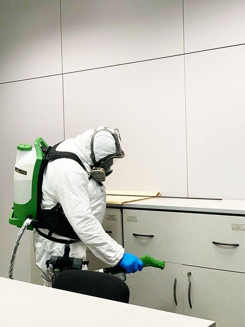sanificazione professionale uffici aziende
