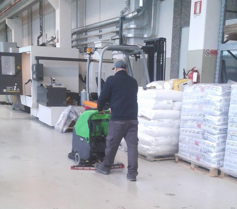 pulizie industriali varese milano magica servizi